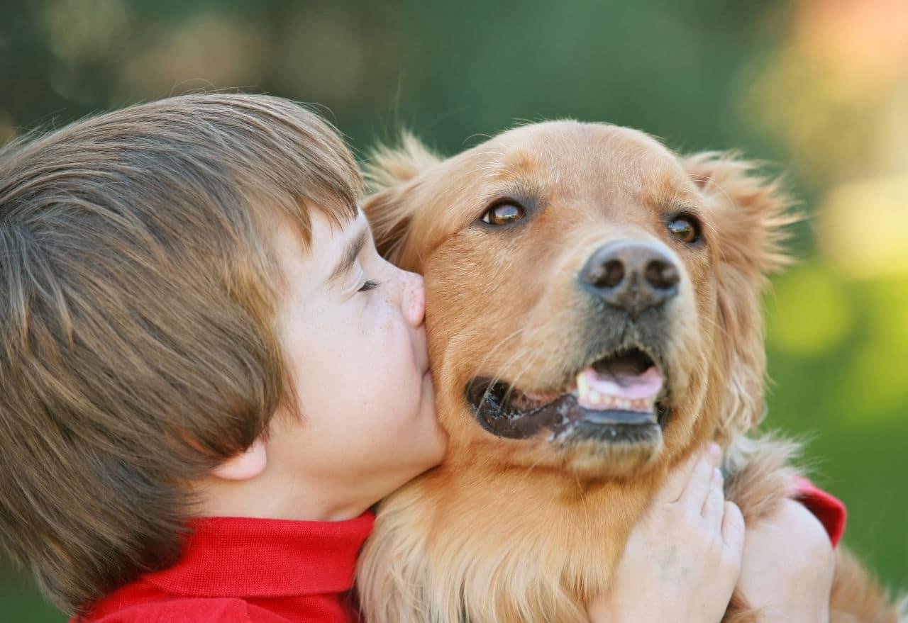 I bambini ed il cane: istruzioni per l'uso