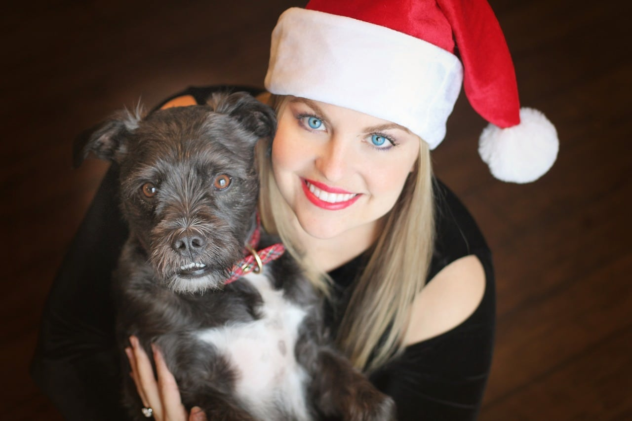 Babbo Natale non ama i cani!