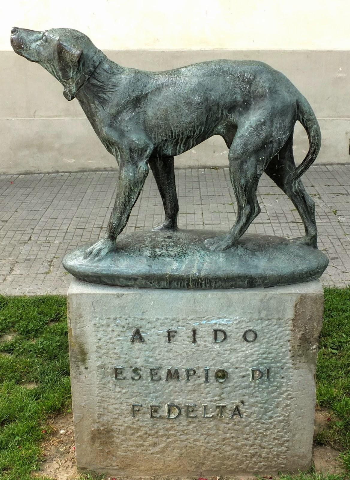 Cani famosi: Fido