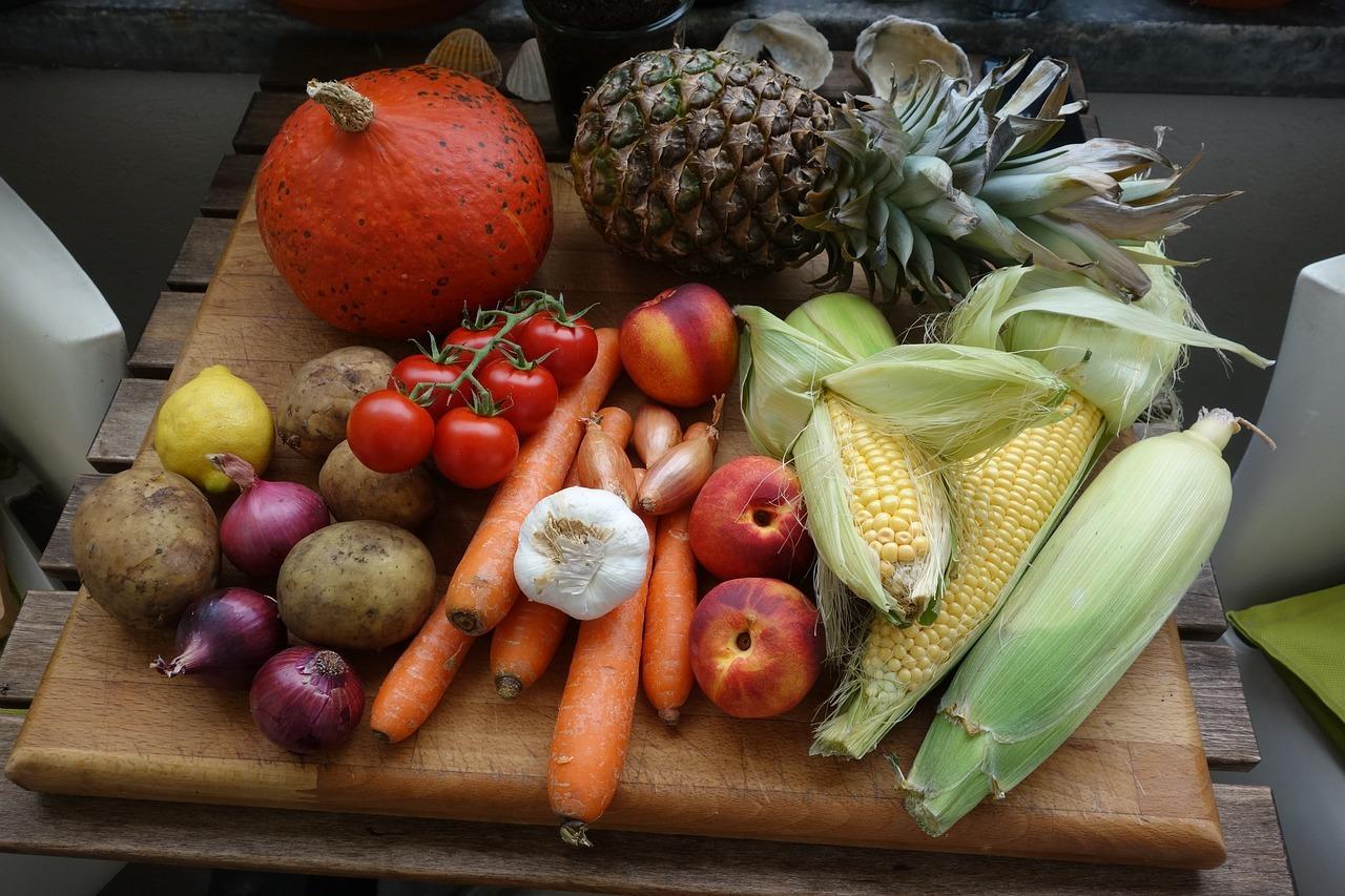 Frutta e verdura adatte al tuo cane