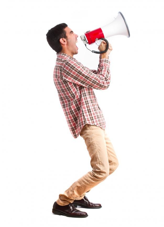 Perchè urlare al cane non è una buona idea